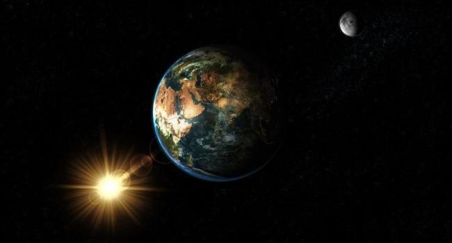 К Земле приближается луч смерти,