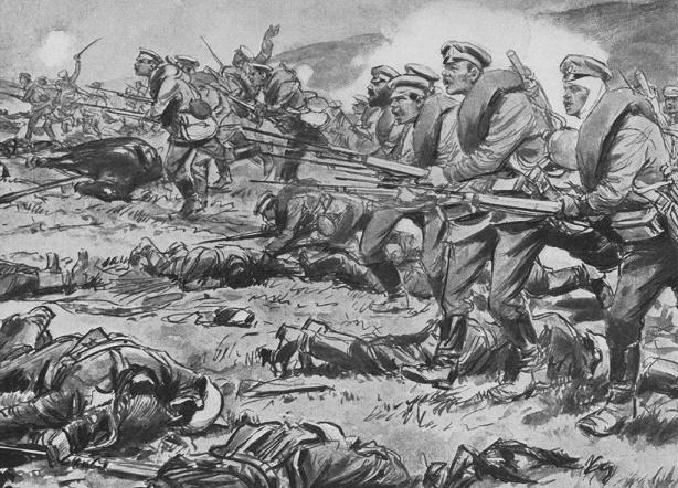 «Атака мертвецов» в крепости Осовец в 1915 году: так воюют только русские