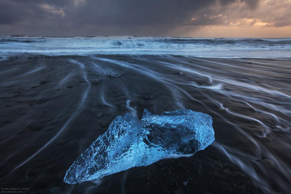 Сказочные пейзажи «Ледяной страны»