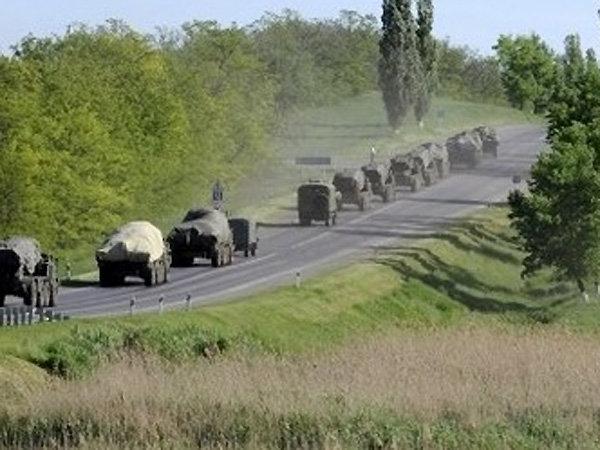 Россия перебросила тяжелые р…