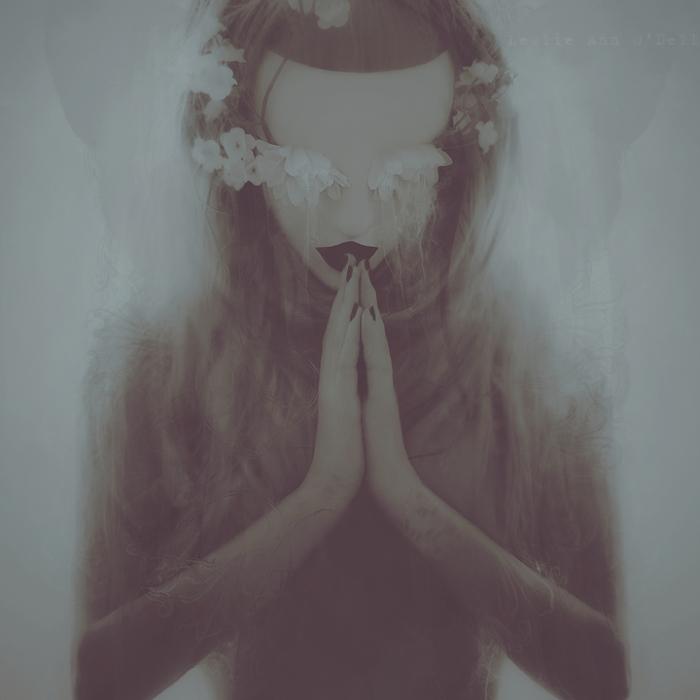 Молитва. Автор работ: фото-иллюстратор Лесли Энн О'Делл (Leslie Ann O'Dell).
