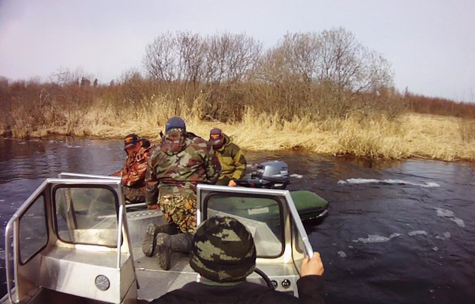 В Бурятии росгвардейцы задержали двух браконьеров