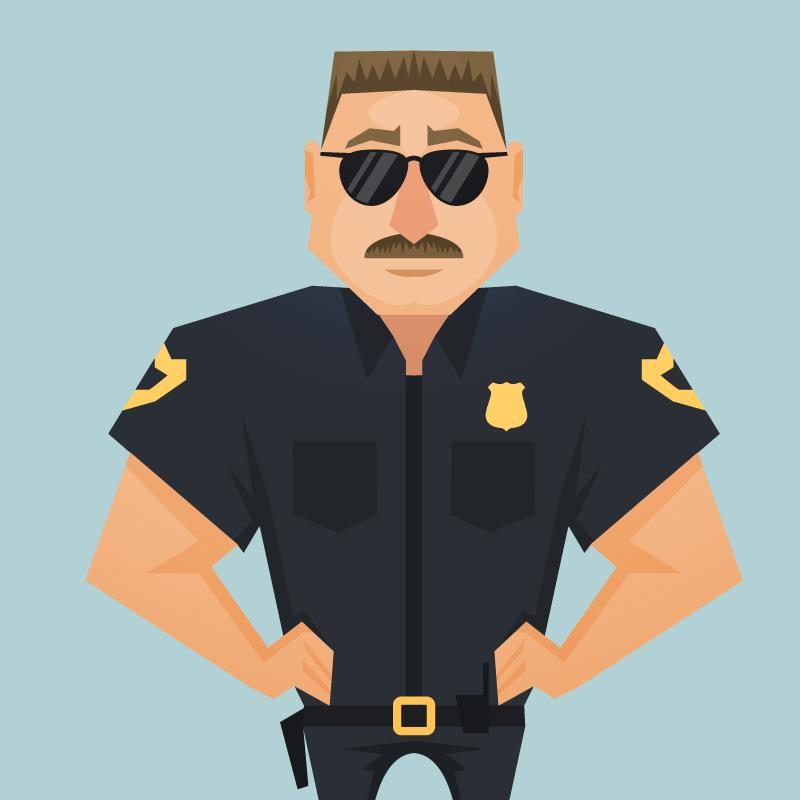 Забавный анекдот про слишком самонадеянного офицера