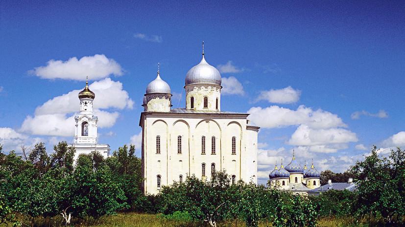 Учёные вскрыли древний боярский саркофаг под Великим Новгородом