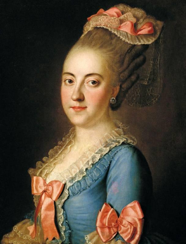 Саблуков иван 1735 1777 портрет графини