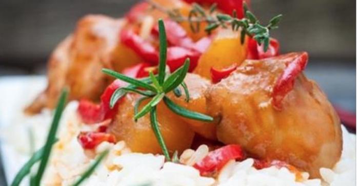 Курица в кисло-сладком соусе: необычный вкус, который удивит даже гурмана. Внеси разнообразие в свое меню!