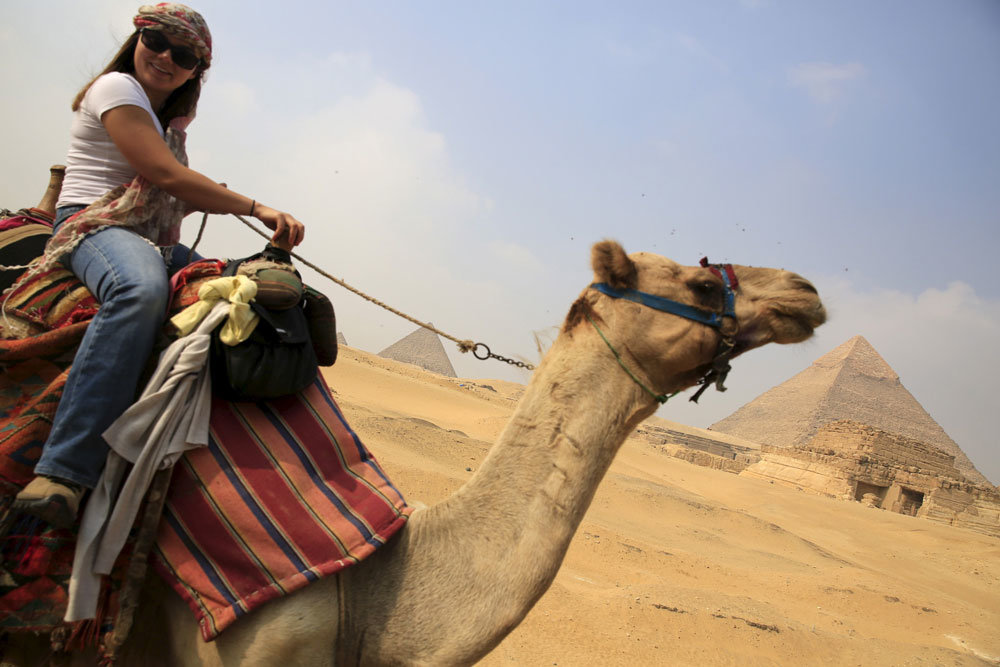 Российские туристы забыли про Египет