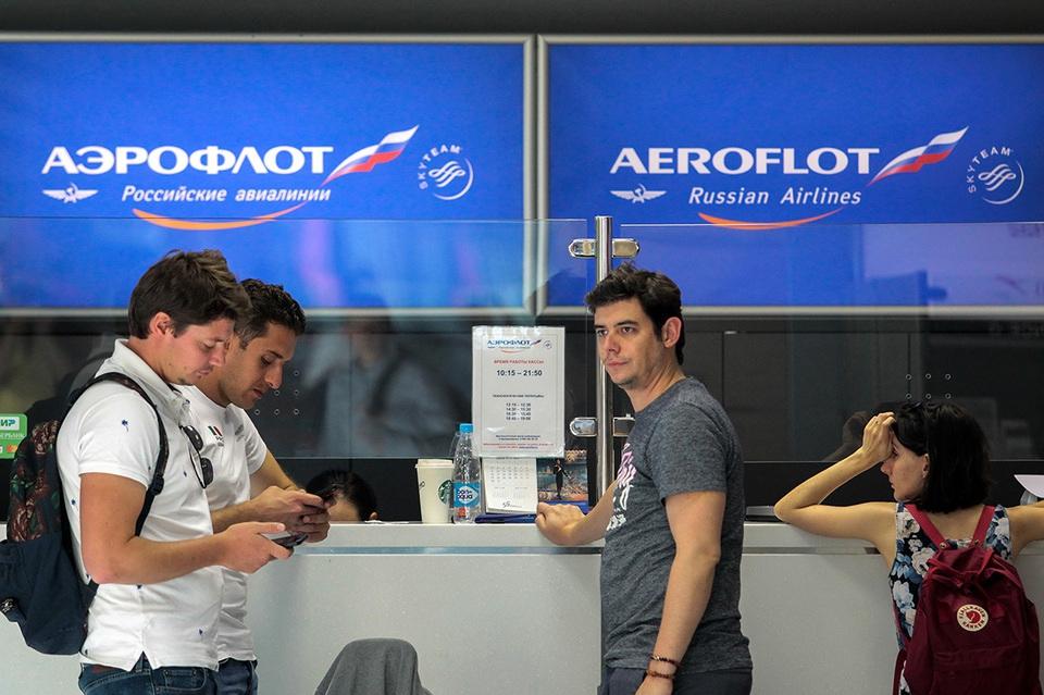 «Аэрофлот» ответил на критику пассажиров о «новом беспределе» авиакомпании