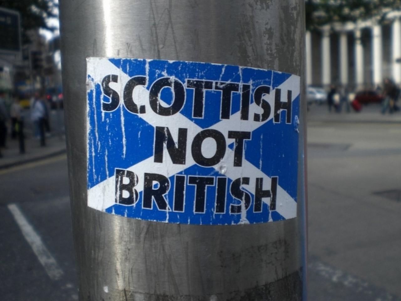 Британия на пороге развала
