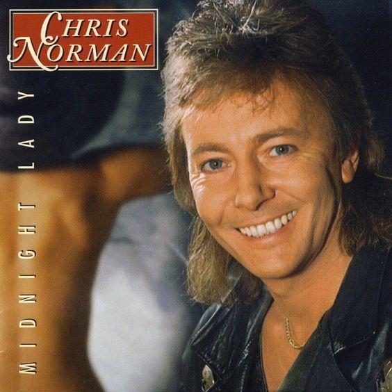Крис Норман и «Полуночная Леди» («Midnight Lady»). Эта песня покорила сердца миллионов!