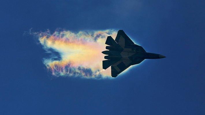 «А что, F-35 уже не взлетает?»: в России ответили на фантазии США об «уничтожении» Су-57 новыми «козырями» F-15