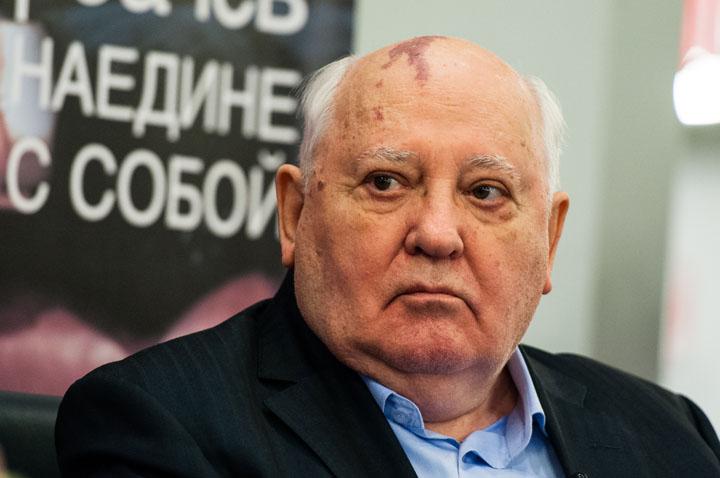 Как разваливали СССР: ЦРУ рассекретило документы о Горбачеве