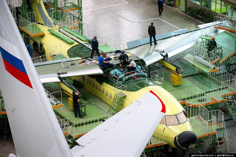 Российские военные получат в 2017 году только два новых Ан-148 из-за срыва поставки комплектующих
