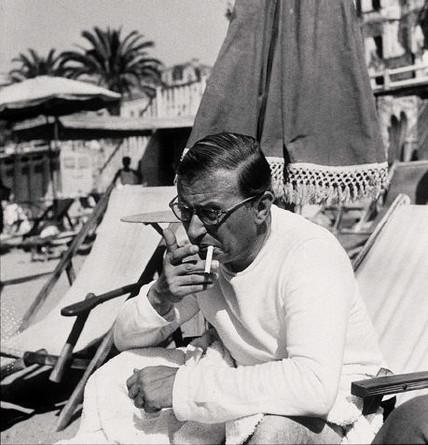 1947 - Jean-Paul SARTRE (428x445, 60Kb)