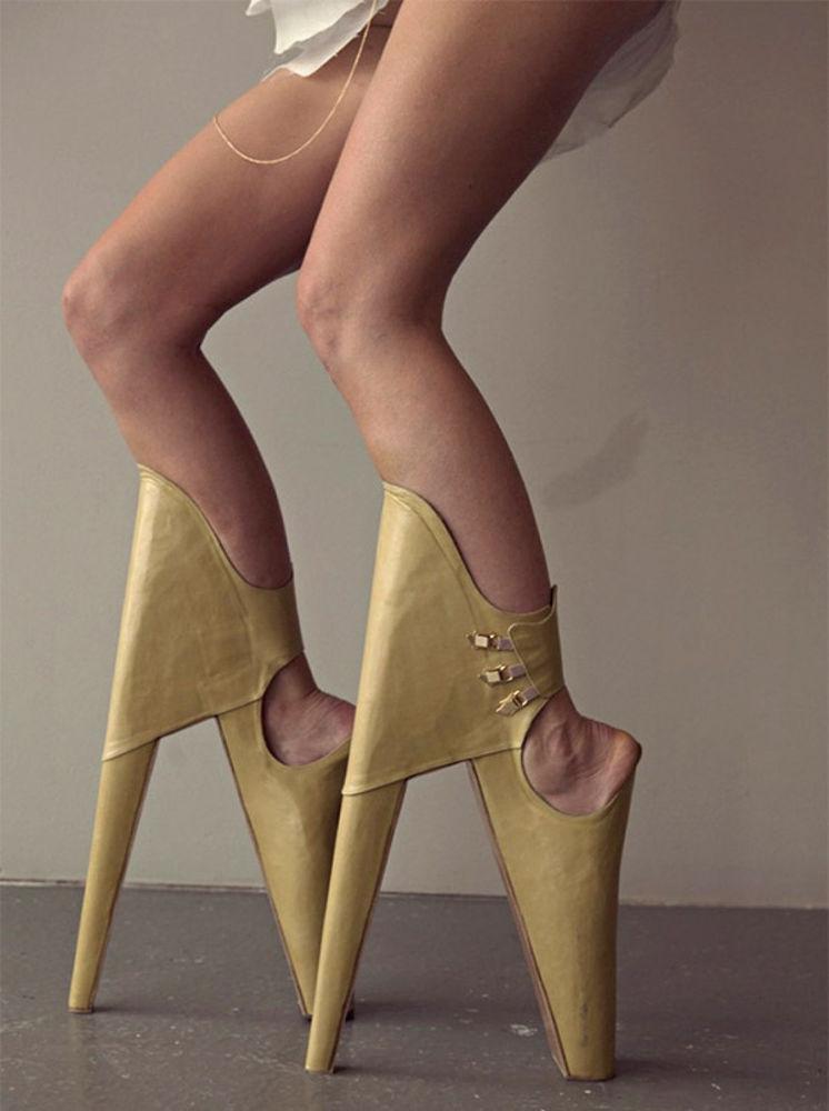 сумасшедшая обувь