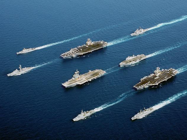 СМИ сообщили о приведении Черноморского флота РФ в боевую готовность