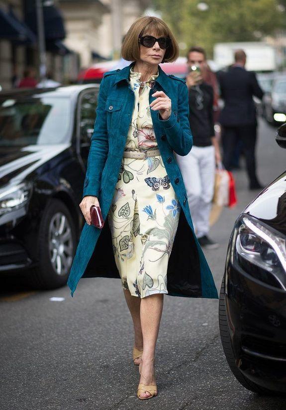 Как одеваться, если вам уже хорошо за 40 — подсказки от знаменитых модниц