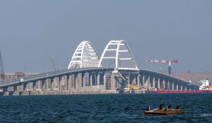 У Крымского моста нашли ядер…