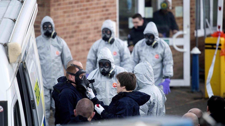 Пострадавшего при отравлении в Эймсбери британца выписали из больницы