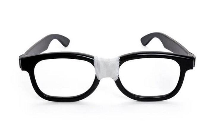 Как просто и быстро починить сломанные очки из ацетата