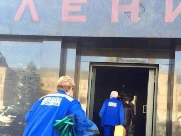 В мавзолей Ленина вызвали «Скорую» для посетителя