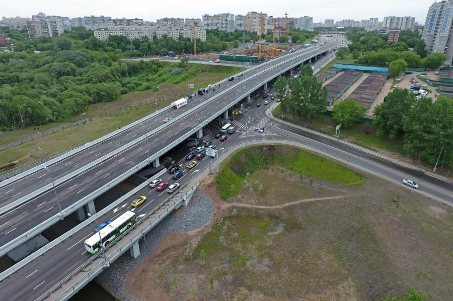 Новая хорда в Москве