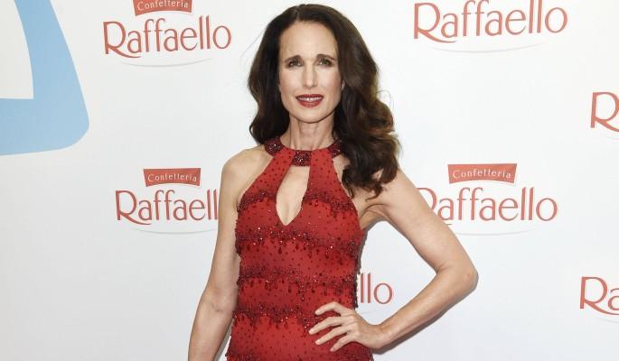 Знаменитая 60-летняя актриса…