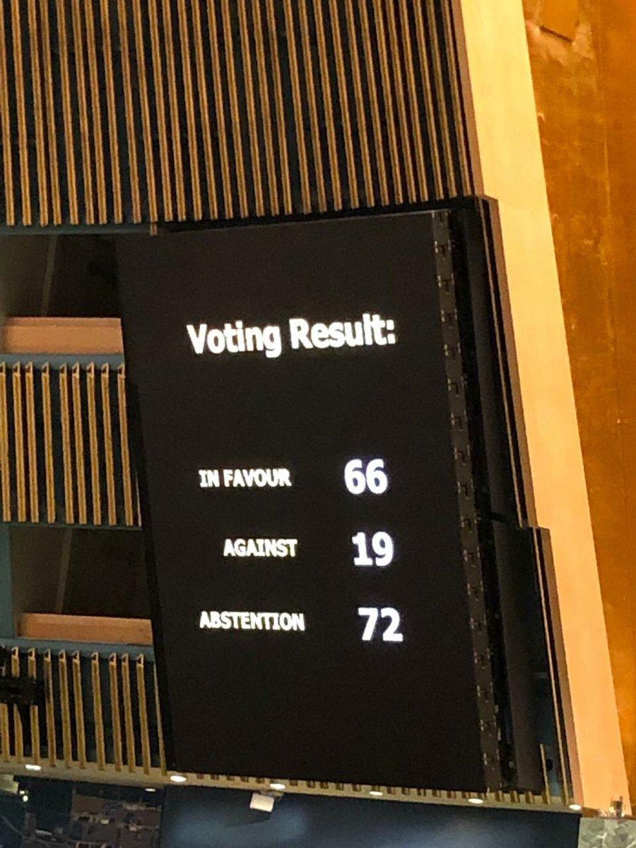 О резолюции ООН по Крыму