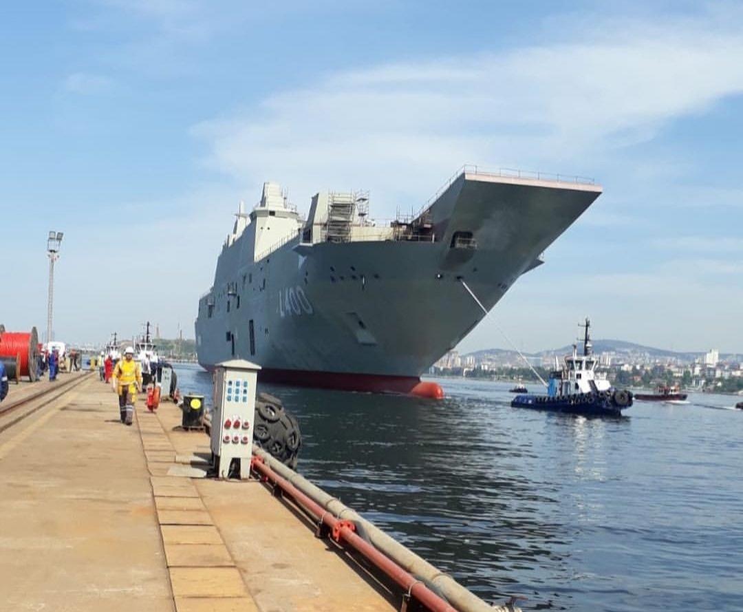 Русский шанс для турецкого флота