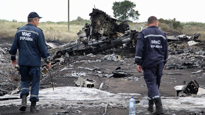 США передумали обвинять Россию в крушении MH17 после встречи Путина и Трампа