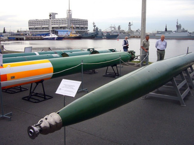 подводная лодка торпеда фото