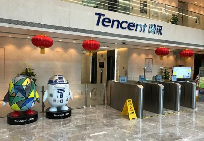 Китайский Tencent увеличит вложения в бизнес в США