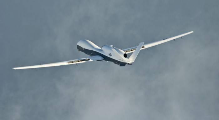 """Разработка морских БЛА MQ-4С """"Тритон"""" увеличивается в сроках и цене"""