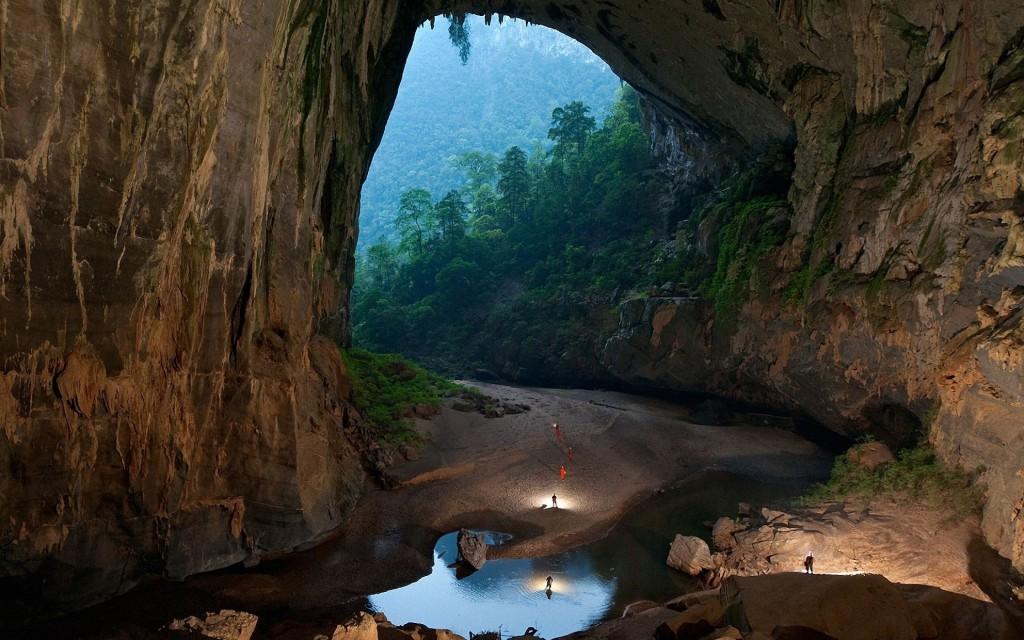 Пещера Ханг Сон Донг
