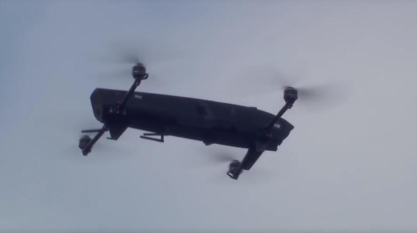 Израиль пугает дроном-камикадзе