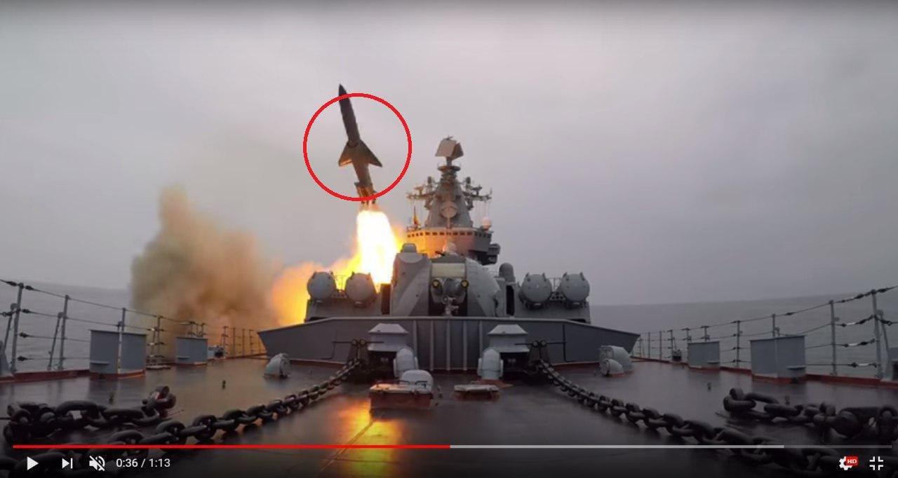 Россия развернула самую мощную группировку боевых кораблей у берегов Сирии