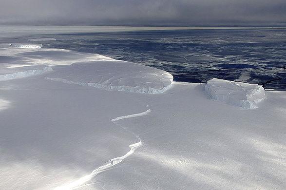 Льды Антарктиды теперь можно послушать