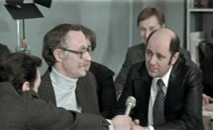 Аркадий Инин в фильме *Однажды 20 лет спустя*, 1980 | Фото: kino-teatr.ru