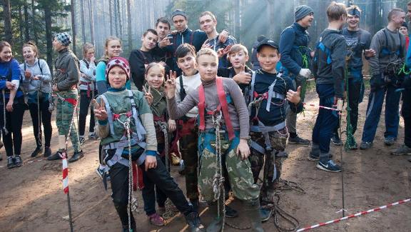 Жители Карелии собирают подписи за сохранение центра детско-юношеского туризма