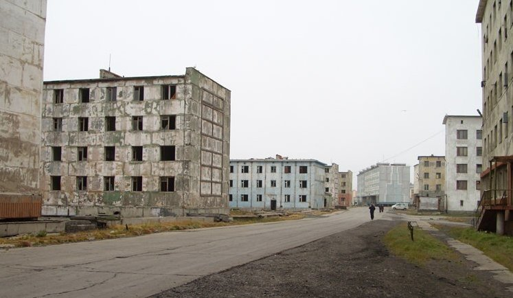 7 стремительно вымирающих городов России