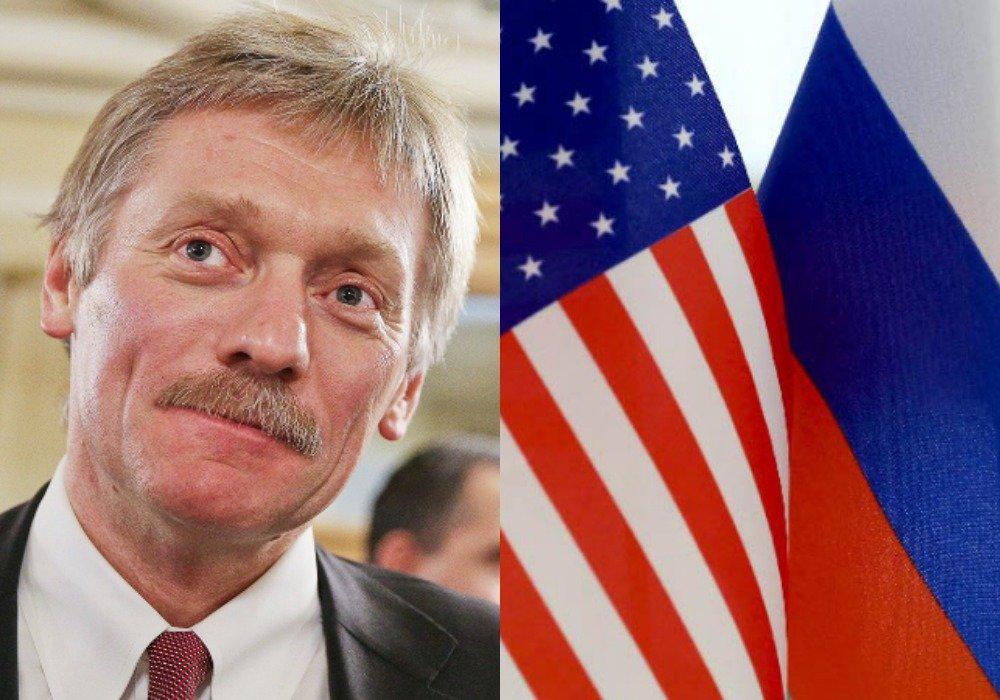 Песков объяснил, почему обострение отношений РФ и США в ближайшее время «легко прогнозируется»