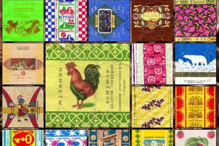 Странные названия, вкусные конфеты: сладости советского детства