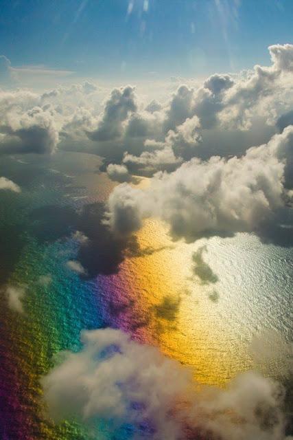 Пролетая над радугой