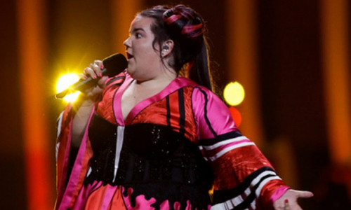 Корова Нетта победила на Евровидении
