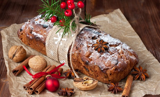 Традиционные новогодние десерты – лучшие рецепты со всего мира