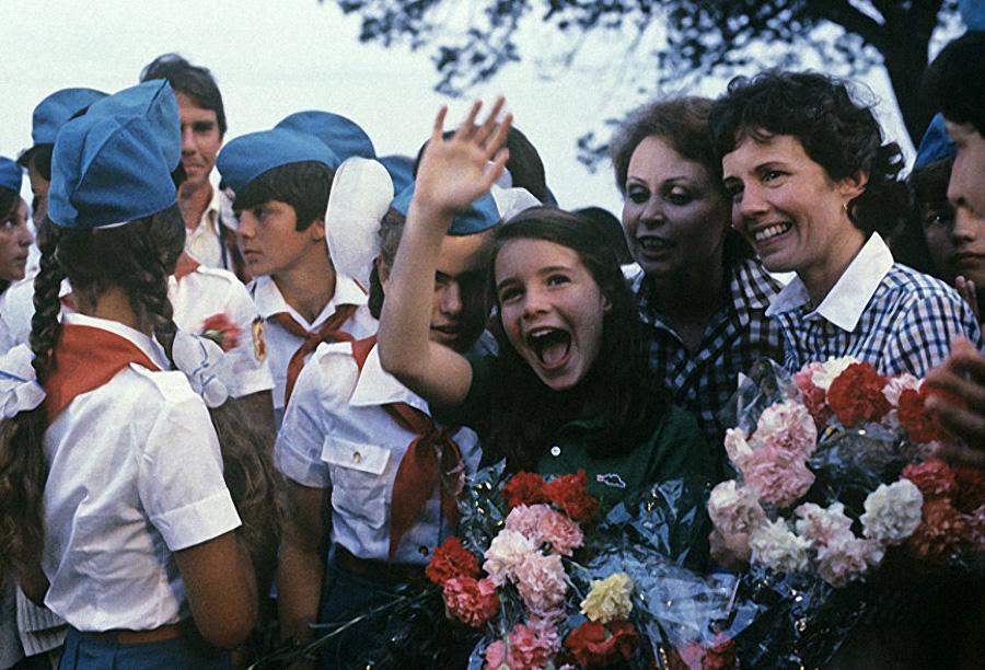 Привет из СССР. А вы помните Саманту Смит?
