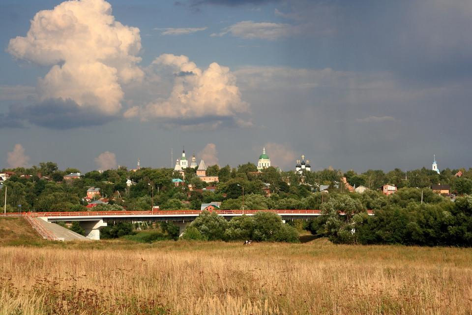 Историческое путешествие в красивейший город Подмосковья