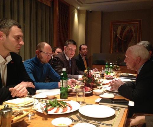 Украинцы - пушечное мясо в Большой Геополитической Игре под названием «Смерть России»