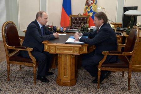 Снижение НДС и рост доходов населения: Путин и Титов обсудили перспективы развития российского бизнеса