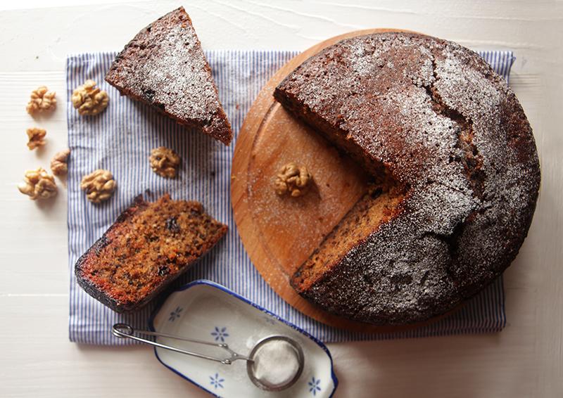 Рецепт кекса на темном пиве с медом